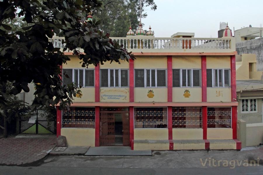 Shree 1008 Chandraprabhu Digambar Jain Mandir, Jaora(Ratlam)