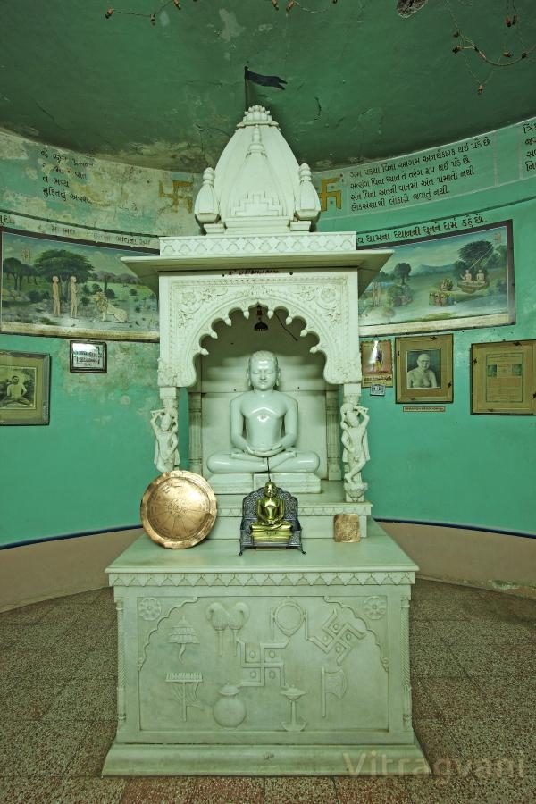 Shree Vardhamaan Mahaveer Swami Mandir, Jasdan