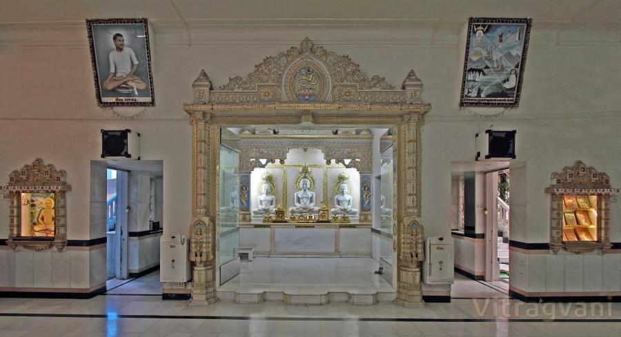 Shree Rushabhdev Bhagwan Digambar Jin Mandir, Malad