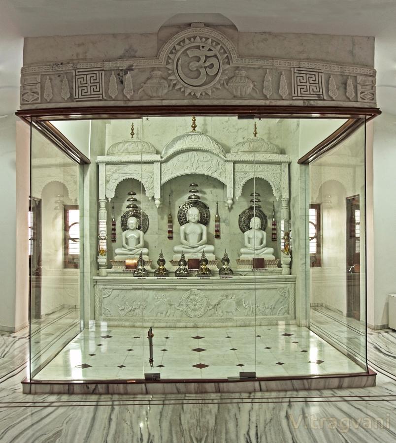 Shree Simandhar Swami Digambar Jin Mandir, Surendranagar
