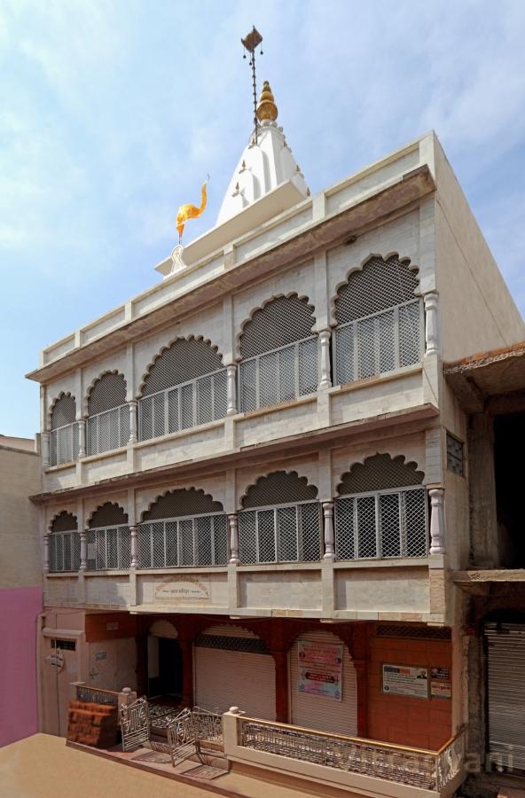 Shree 1008 Digambar Jain Simandhar Jin Chaityalay, Tikamgadh