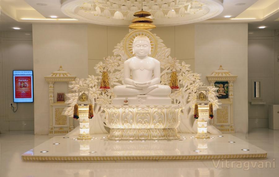 Shree Simandhar Swami Digambar Jinmandir, Vile Parle